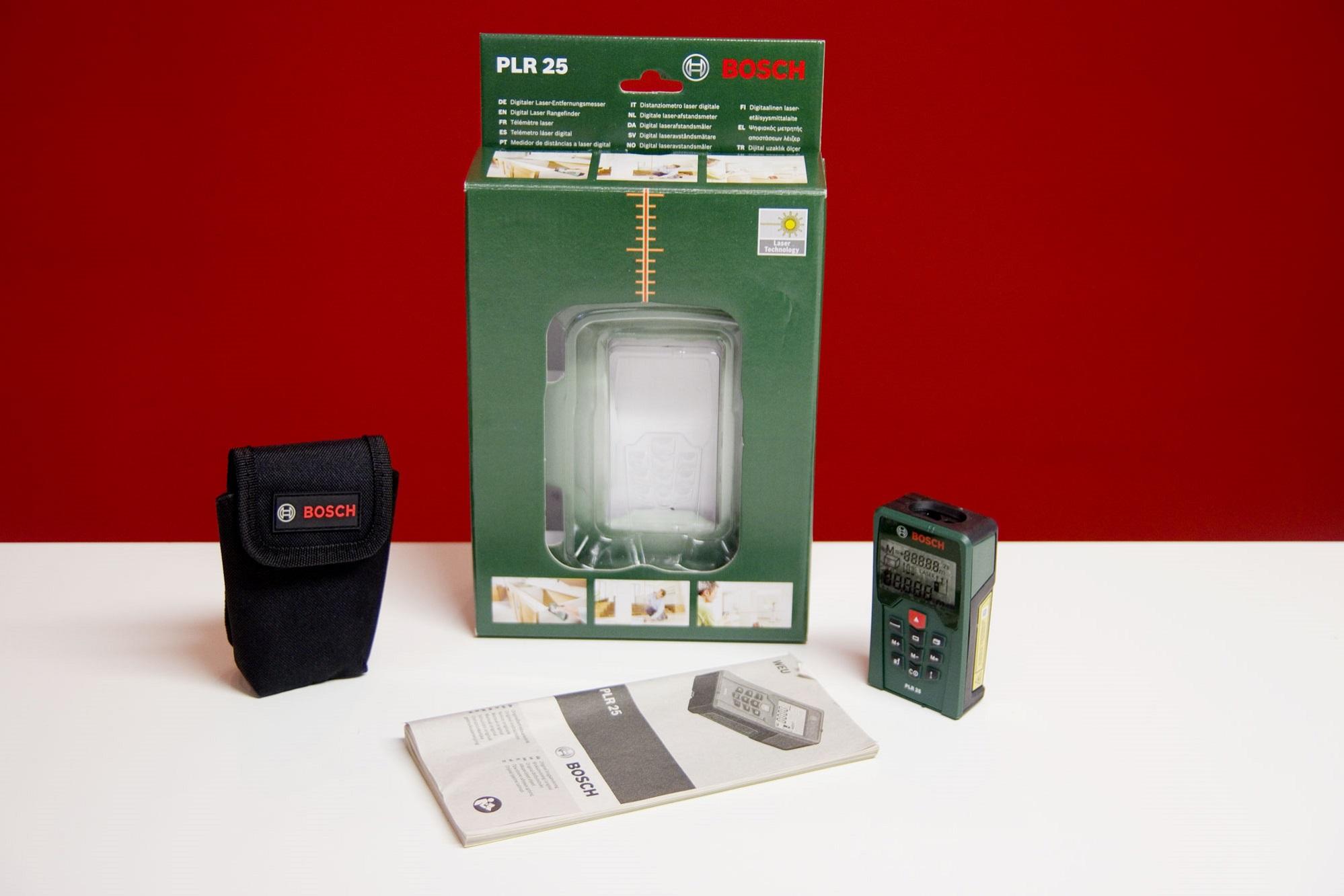 Digitaler Laser Entfernungsmesser Test : Digitaler laser entfernungsmesser test bosch plr c